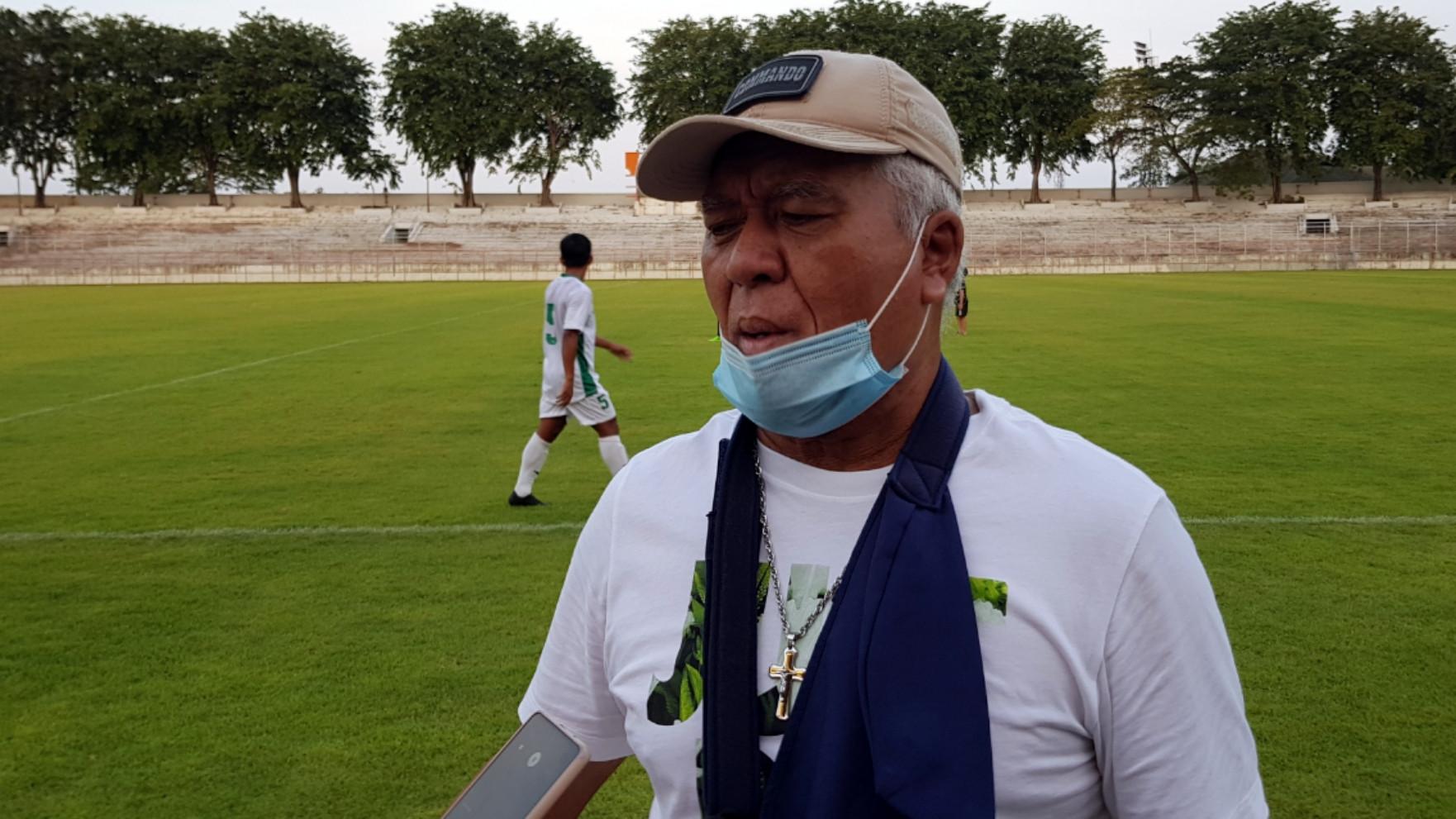 Cari Lawan, Tim Sepak Bola Jatim Berburu Klub Profesional