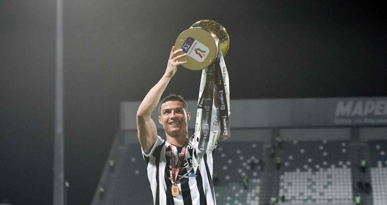Cristiano Ronaldo Berniat Tinggalkan Juventus
