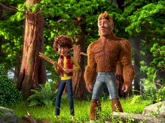 Sinopsis The Son of Bigfoot: Petualangan Mencari Sang Ayah